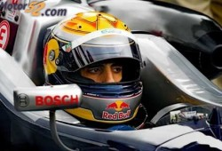 Buemi fue el mas rapido en las pruebas de Jerez