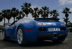 Bugatti Veyron 16.4 Grand Sport ya en producción