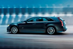 Cadillac presenta el CTS-V Sport Wagon