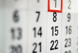 Calendario de los tests de invierno de Fórmula 1