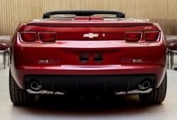 Camaro 2012 descapotable en Facebook