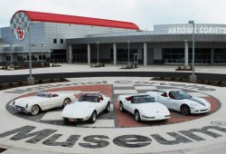 Chevrolet Corvette, 56 años no son nada