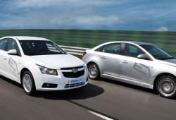 Chevrolet Cruze eléctrico, el complemento del Chevrolet Volt