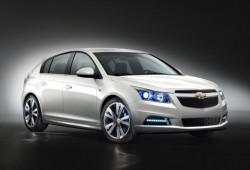 Chevrolet Cruze Hatchback fotos espia