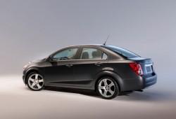 Chevrolet presentará el Aveo sedán en el próximo Salón de Ginebra