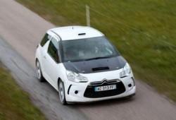 Citroën anticipa la presentación del DS3 WRC