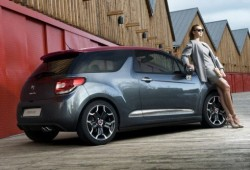 Citroën DS 3, un nuevo rival para el Mini.