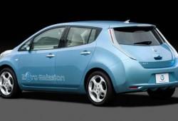 Comienzan las reservas del Nissan Leaf en Europa.