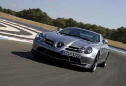 Con el SLR Stirling Moss llega a su fin la sociedad Mercedes-McLaren.