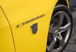 Conoce al Chevy Camaro Transformers edition