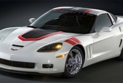 Corvette Grand Sport Coupe se sortea por U$S 150.