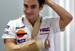 Dani Pedrosa será operado nuevamente tras Jerez