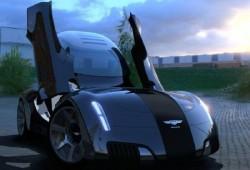 Devon Motorworks GTX, un nuevo súper deportivo americano