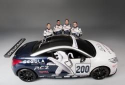 Dos Peugeot RCZ estarán en las 24 horas de Nürburgring