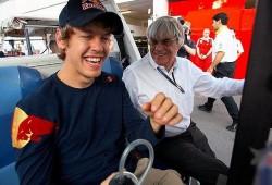 Ecclestone prefiere a un piloto de Red Bull para ganar el título