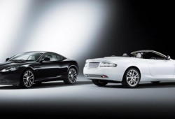 El Aston Martin DB9 tendrá tres nuevas ediciones especiales