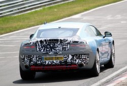 El Aston Martin Rapide S en fotos espía
