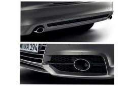 El Audi A7 presenta su pack deportivo.
