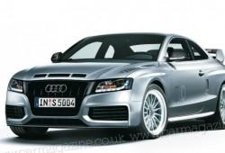 El Audi S5 Quattro estaría listo para 2012.