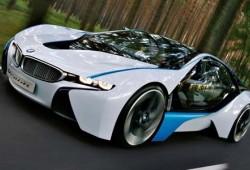 El BMW Vission Efficient Dynamic se llamaría i8