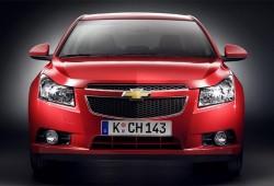 El Chevrolet Cruze para Marzo de 2009