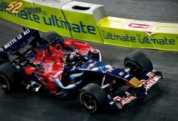 El equipo Toro Rosso se encuentra en venta
