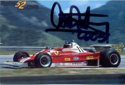El ex piloto Carlos Reutemann debió pasar por el quirófano