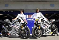 El Fiat Yamaha Team anticipa la llegada del 500 a Estados Unidos.