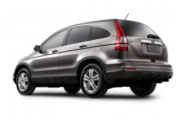 El Honda CR-V llega en enero con novedades