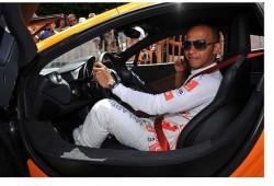 El McLaren MP4-12C debutó en el Goodwood Festival.