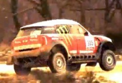 El Mini Countryman All4 se prepara para el Dakar 2011