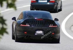 El nuevo Porsche 911 comienza su camino al Salón de Frankfurt