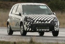El próximo pequeño de Ford debutará en Frankfurt.