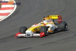 El R29 con Alonso al mando continúa decepcionando