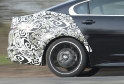El renovado Jaguar XF estrenará un motor turbodiésel 2.2