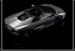 El Reventon Roadster podría debutar en Septiembre.