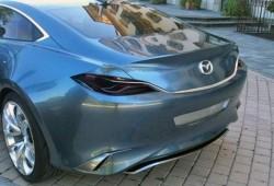 El Shinari Concept anticipa los futuros modelo de Mazda