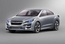 El Subaru Impreza Concep se muestra al detalle en video