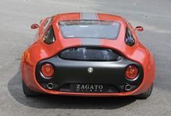 El TZ3 Corsa de Zagato será fabricado en unidades limitadas