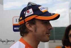 El último anuncio de Fernando Alonso