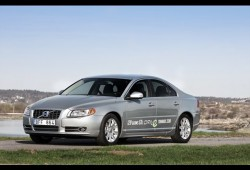 El Volvo V70 y el S80 con nueva tecnología de bajas emisiones.