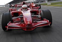 Evento Ferrari, el paraíso del motor