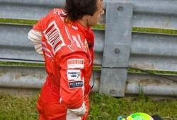 Felipe Massa en contra de la disminución de sus ingresos