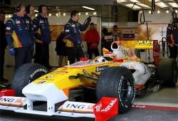 Fernando Alonso: el R29 no es realmente competitivo