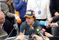 Fernando Alonso relanza al R29 en Jerez