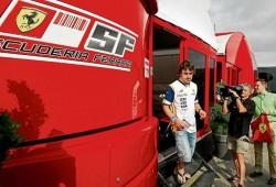 Fernando Alonso ya ha decidido su equipo para 2010