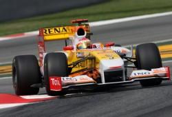 Fernando, quinto en Barcelona