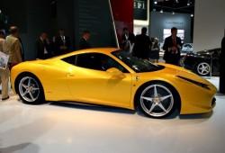 Ferrari 458 Italia participará en Transformer 3.