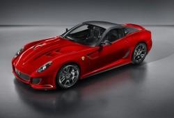 Ferrari 599 GTO, vídeo oficial