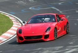 Ferrari 599XX marca un nuevo record en Nürbrurgring